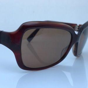 Oliver Peoples Women Eye Glasses Frame Brown